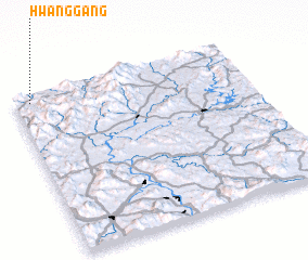 3d view of Hwanggang