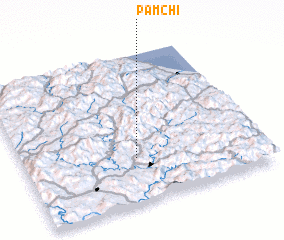 3d view of Pamch\