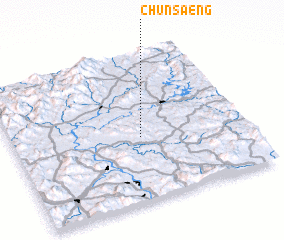 3d view of Ch\