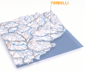 3d view of Yŏmbul-li