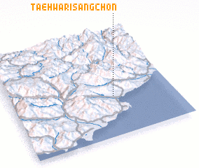 3d view of Taehwari-sangch\