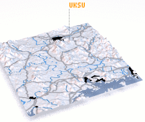 3d view of Uksu