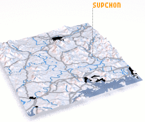 3d view of Supch\