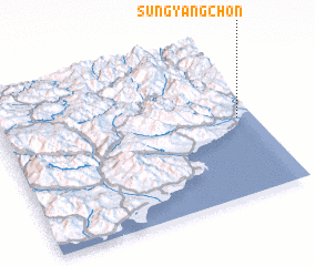 3d view of Sungyang-ch\