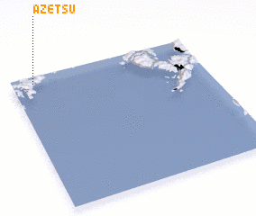 3d view of Azetsu