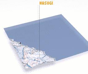 3d view of Hasŏgi