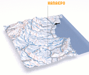 3d view of Hanaep\