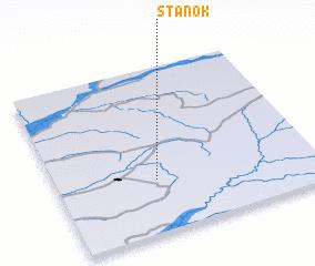 3d view of Stanok