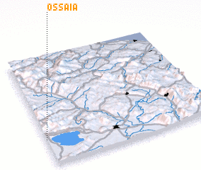 3d view of Ossaia
