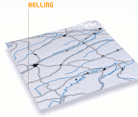 3d view of Helling