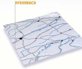 3d view of Pfrombach