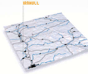 3d view of Irnhüll