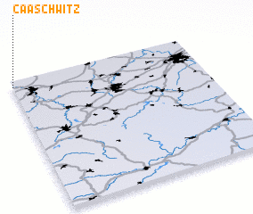 3d view of Caaschwitz