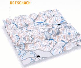 3d view of Kötschach