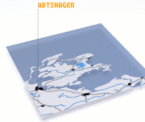 3d view of Abtshagen