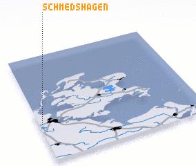 3d view of Schmedshagen