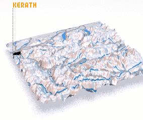 3d view of Kerath