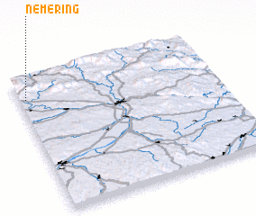 3d view of Nemering