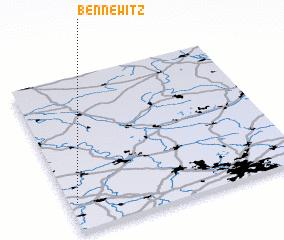 3d view of Bennewitz
