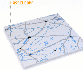 3d view of Hasseldorf