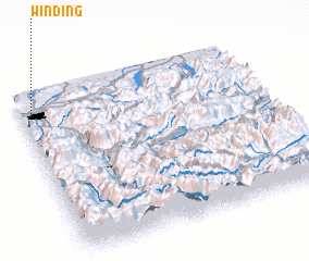3d view of Winding