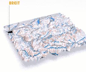 3d view of Breit