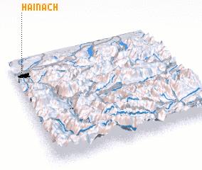 3d view of Hainach