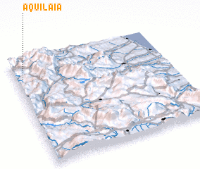 3d view of Aquilaia