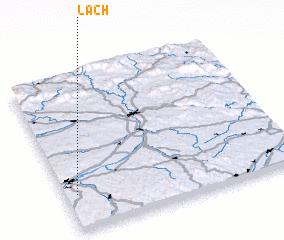 3d view of Lach