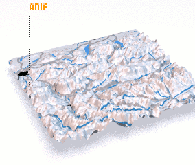 3d view of Anif
