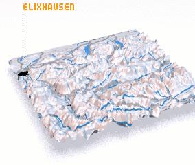 3d view of Elixhausen