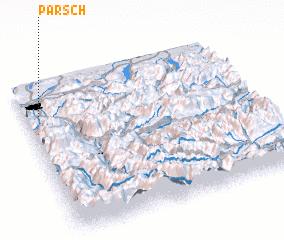 3d view of Parsch