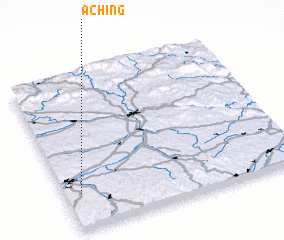 3d view of Aching