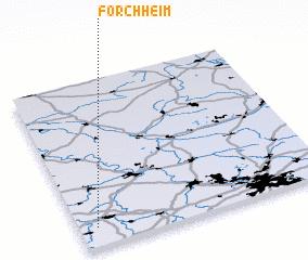 3d view of Forchheim