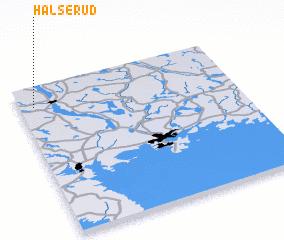 3d view of Hälserud