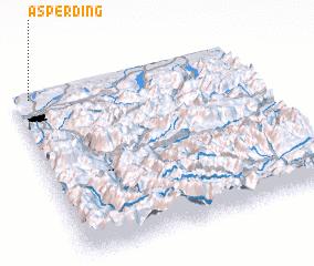 3d view of Asperding