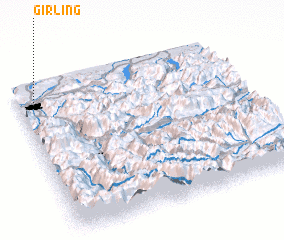 3d view of Girling