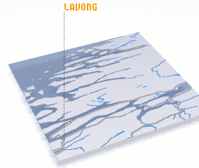 3d view of Låvong