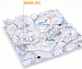 3d view of Braulins