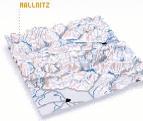 3d view of Mallnitz