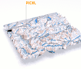 3d view of Pichl