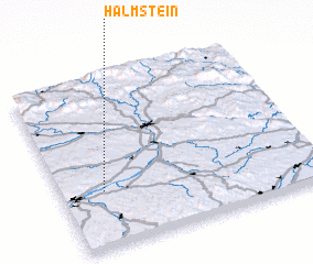 3d view of Halmstein