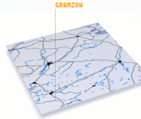 3d view of Gramzow