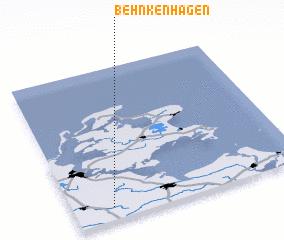 3d view of Behnkenhagen