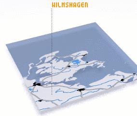 3d view of Wilmshagen