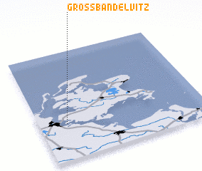 3d view of Groß Bandelvitz