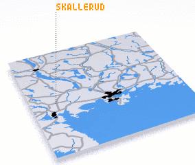 3d view of Skållerud