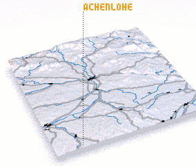 3d view of Achenlohe
