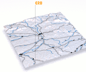 3d view of Erb