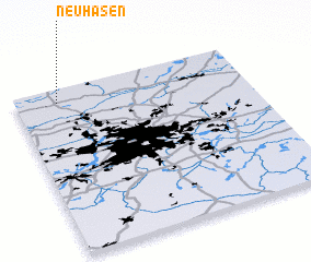 3d view of Neuhäsen
